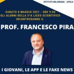 Le Fake News e le app trattate al Majorana di Avola dal Professore Pira