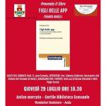 Figli delle App. Domani la presentazione del libro del sociologo Pira ad Avola